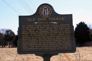 old dan tucker