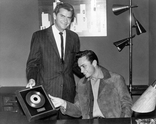 johnny cash sam phillips